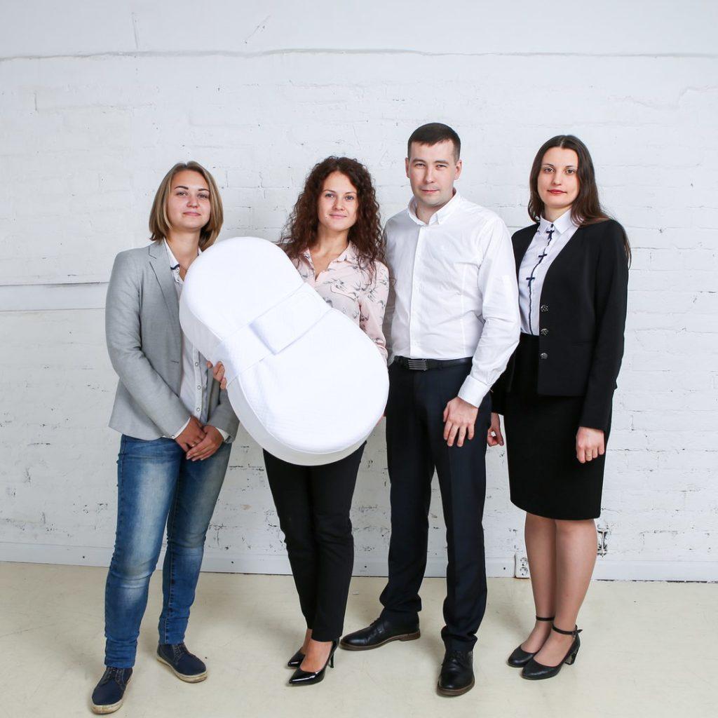 Команда Kidnest