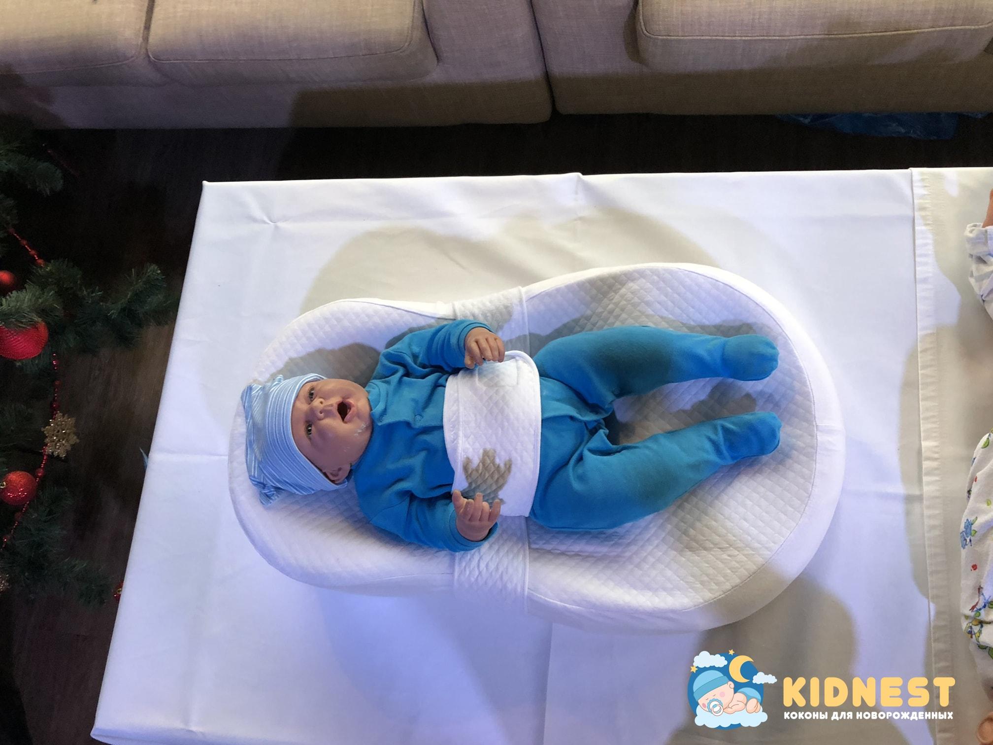 Коконы для новорожденных с доставкой по РФ